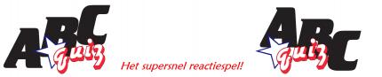 ABCquiz  Het supersnel reactiespel!